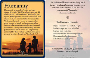 Humanity Card